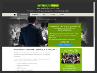 Formation en marketing digital d'expertise pour les entreprises du web