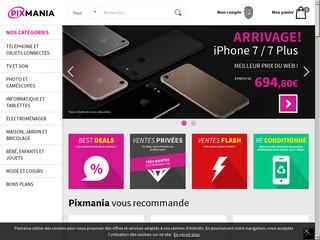 Pixmania - Equipez-vous moins cher