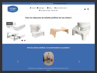La boutique spécialiste des accessoires pour les toilettes