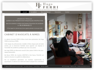 cabinet avocat nimes - avocat pénal nimes : Me Ferri