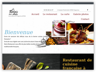 Plats de la cuisine traditionnelle française à Haguenau