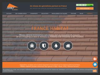 Traitement mérule - Groupe France Habitat