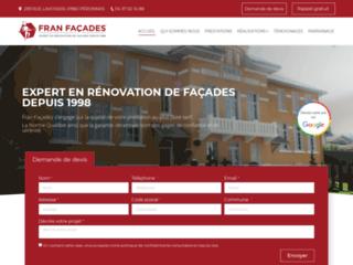 Fran Façades - Entreprise de ravalement et d'isolation de façades