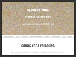 Pratique et perfectionnement en yoga à Fribourg
