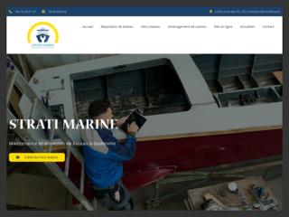 Agent de maintenance marine de plaisance Goderville