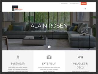 Alain Rosen : Menuiserie et déco design