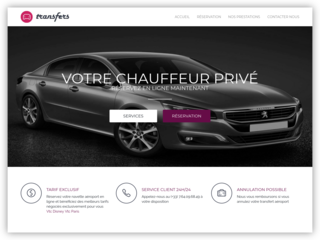 Votre chauffeur VTC Paris Privé