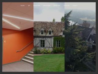 Bureau d'architecte à Alençon dans l'Orne