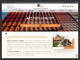 Entreprise de rénovation toiture à Tourcoing