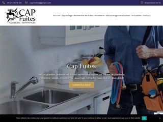 Cap Fuites - Entreprise de plomberie Montmain
