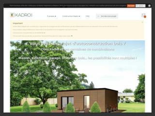 Structures modulables en bois