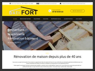 Batifort, spécialiste de la rénovation à Arras