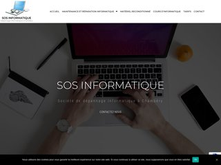 Technicien en maintenance informatique