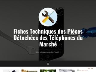 PièceTéléphones, le site de trucs et astuces de réparation de téléphone portable