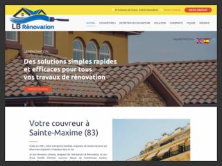 LB Rénovation couverture façade isolation dans le Var