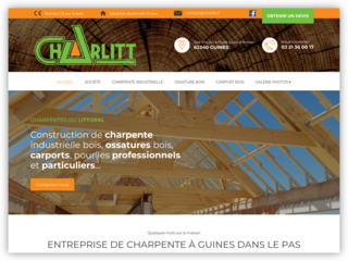 Charlitt Charpentes du Littoral