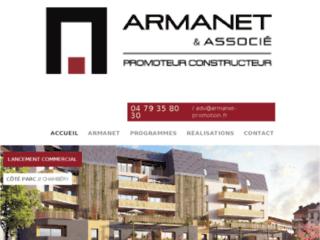 Armanet : immobilier neuf haute savoie