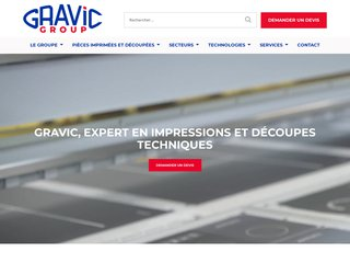 Gravic: etiquette de securite
