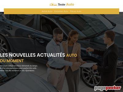 Teste Auto