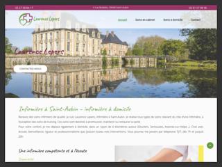 Infirmière à Saint-Aubin
