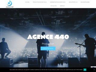 Agence de production musicale et d'ingénierie culturelle