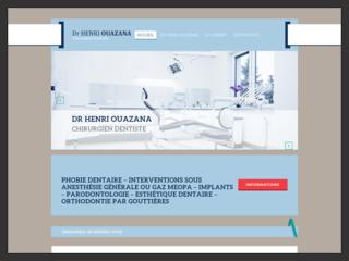 Dentiste Stomatologue