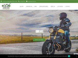 Entreprise d'entretien de deux-roues et de motoculteurs