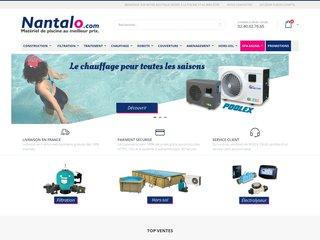 NANTALO - Vente d'accessoires de piscine