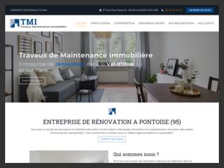 TMI travaux maintenance immobilière