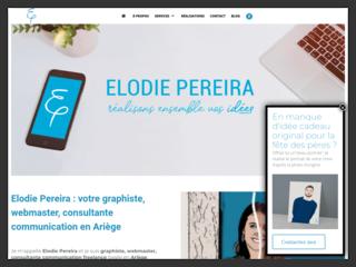 Elodie Pereira - Graphiste Freelance