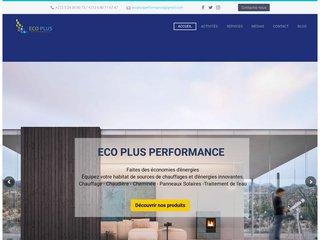 Eco Plus Performance, économie et modernité pour votre chauffage au Maroc