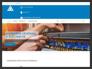 Entreprise d'électricité générale et sécurité opérationnelle sur Emerainville