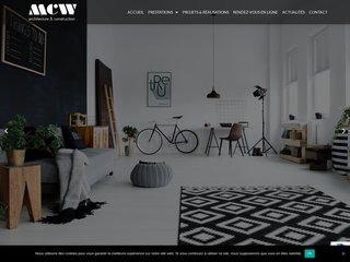 Cabinet d'architecture à Paris