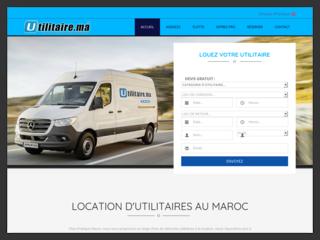 Louer un véhicule utilitaire au Maroc