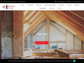 Société de rénovation de bâtiment à Revel dans la Haute-Garonne