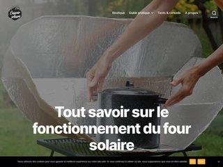 La cuisine solaire de A à Z