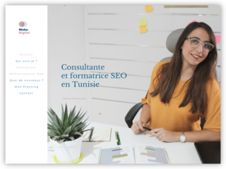 Formation seo tunis