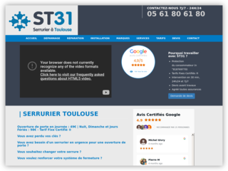 Serrurier Toulouse