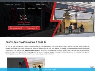 Centre électrostimulation paris 16