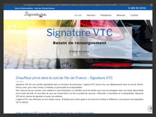 Votre agence VTC à Paris