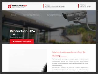 Installation des systèmes de sécurité à Paris