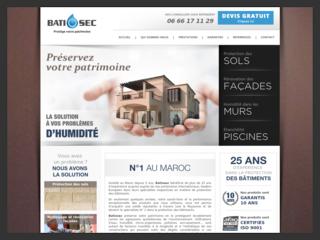Rénovation façade - BATIOSEC