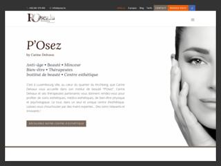 P'Osez - Institut de beauté