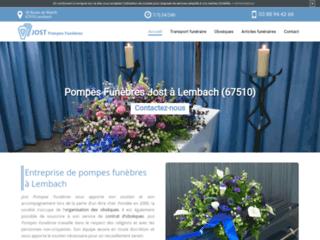 Découvrez le service funéraire de Jost à Lembach (67510)