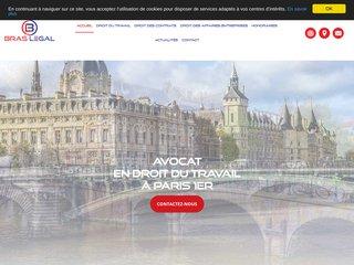 cabinet avocat 1er arrondissement de Paris