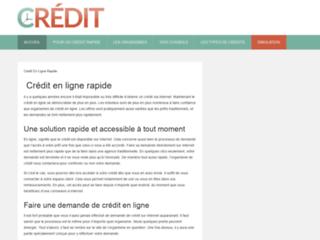 Votre blog sur le crédit en ligne