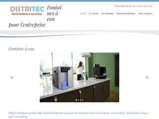 Fontaine à eau sur réseau - Fontaine bonbonnes - Location et vente