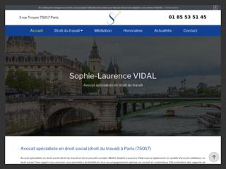 Avocat de contrat de travail à Paris