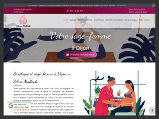Sage femme libérale à Dijon