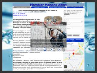 Travaux de rénovation à Maisons-Alfort